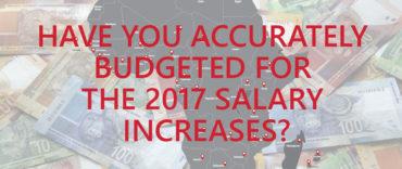 2017 Salary Increase Reports