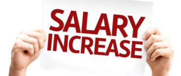 SALARY INCREASES FOR 2018