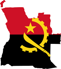 Angola Flag overlayed over a Angolan Map | Axiomatic Consultants